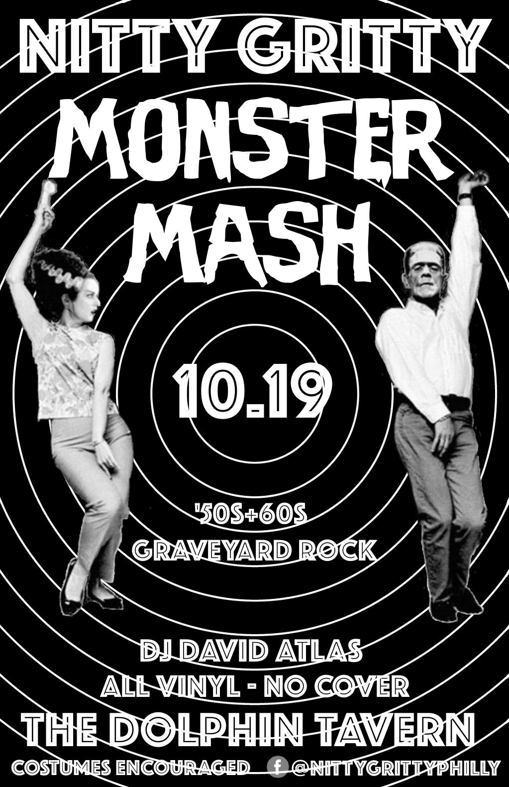 Monster Mash 2017!