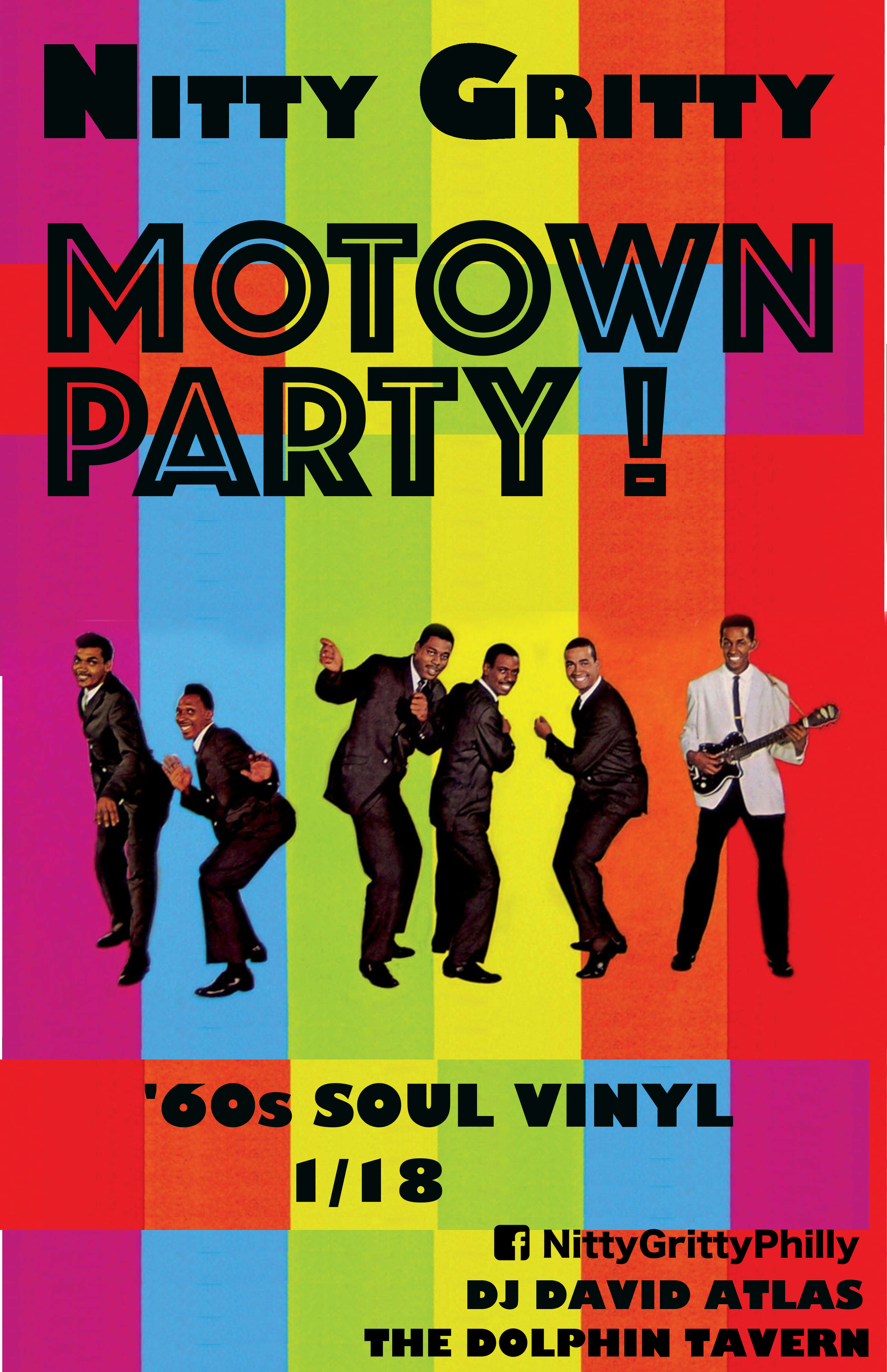 Motown Party!