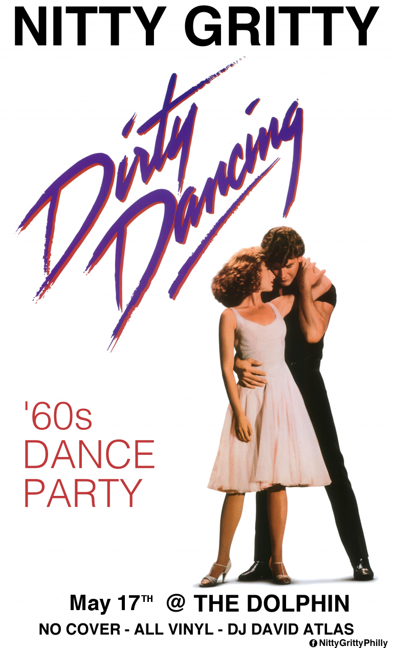 Nitty Gritty – Dirty Dancing! '60s Dance Party @ The Dolphin